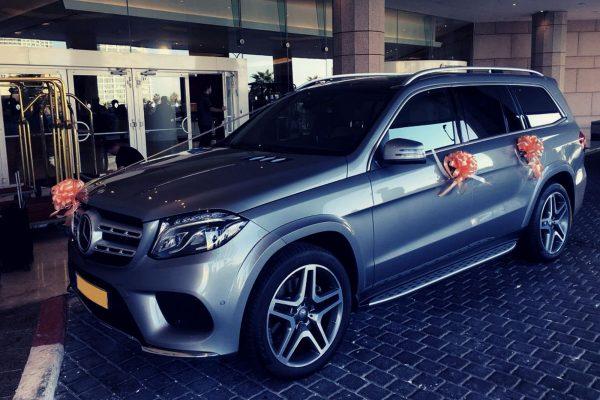 Авто на свадьбу с водителем Израиль