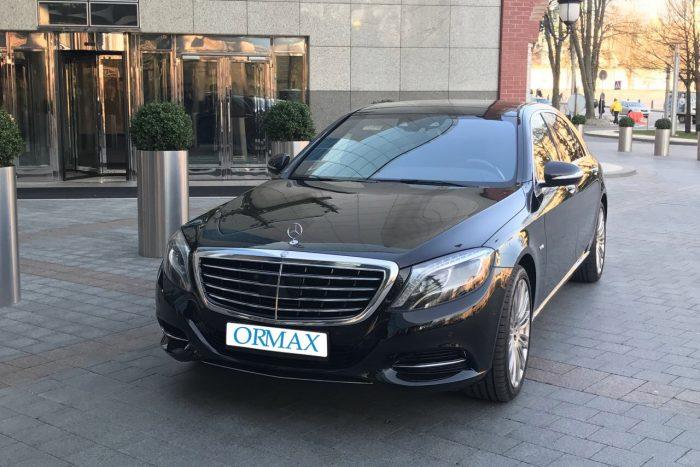 Авто с водителем на деловую встречу Израиль