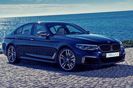 BMW 5 series с водителем Израиль