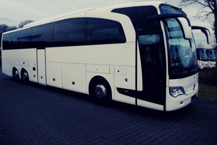 VIP автобус с водителем Израиль