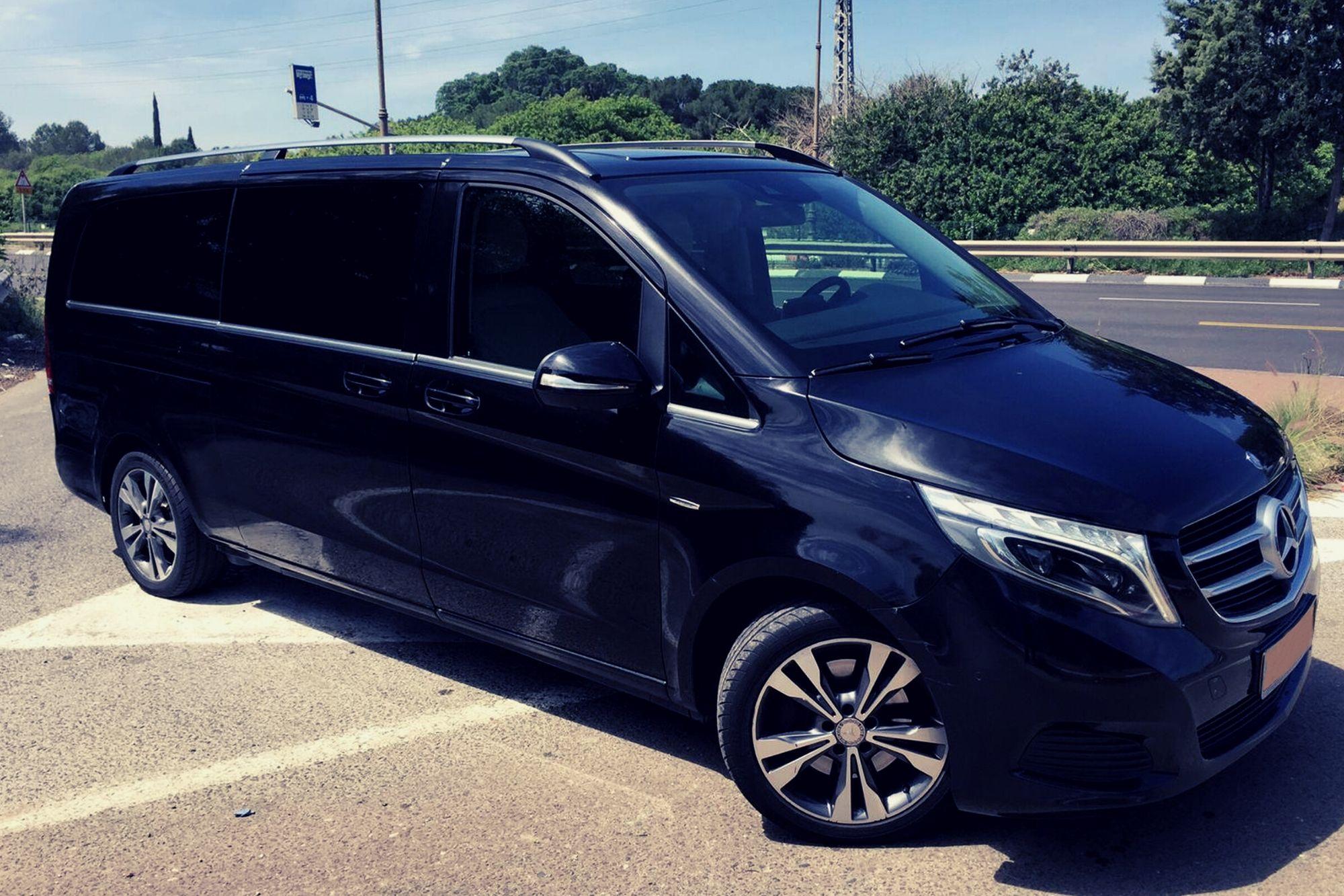 VIP транспортные услуги Израиль