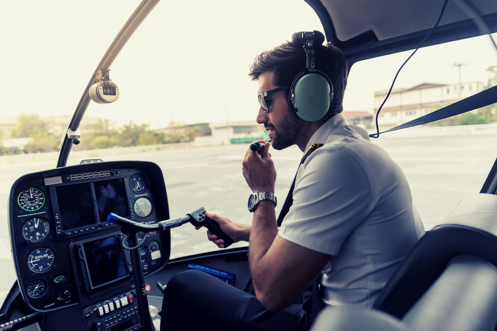Заказать вертолет Израиль