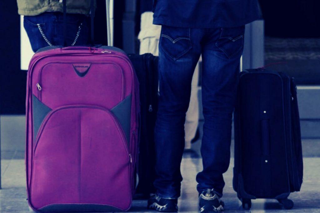 Транспортировка багажа Израиль