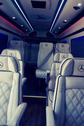 Private Chauffeur Service Israel