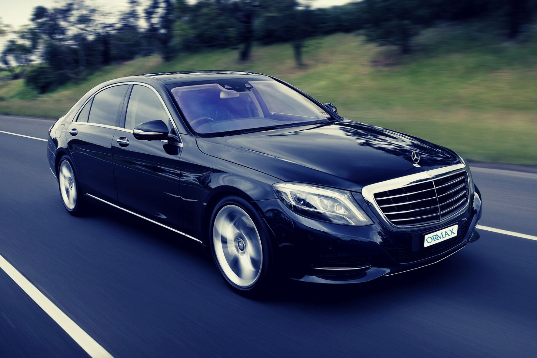 Rent car with chauffeur Israel