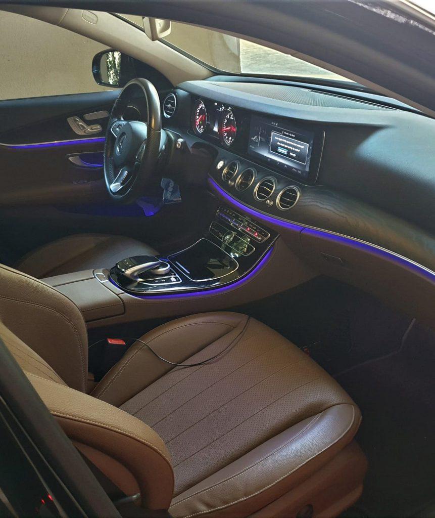 השכרת רכב VIP עם נהג