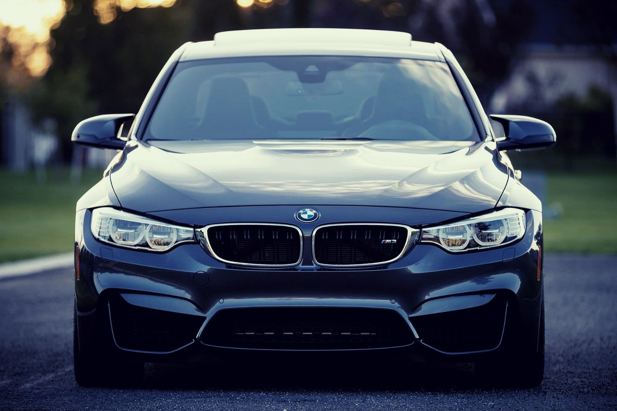 Rent BMW with driver in Israel