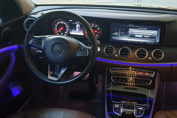 Rent VIP cars with driver in Israel