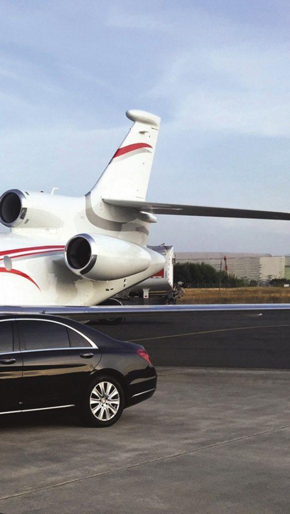 VIP transportation Israel