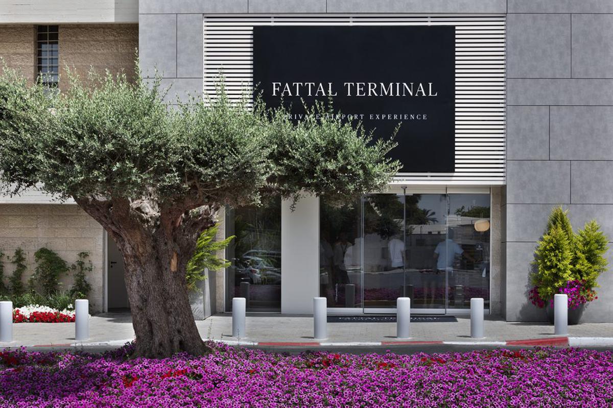 VIP transfers fattal in Ben Gurion