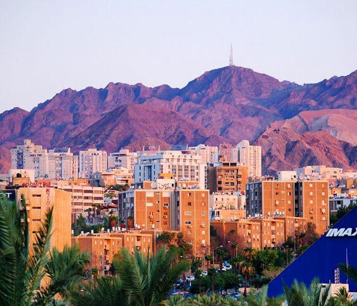 Трансфер аэропорт Бен Гурион - Эйлат