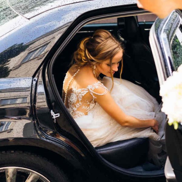 car-wedding-israel
