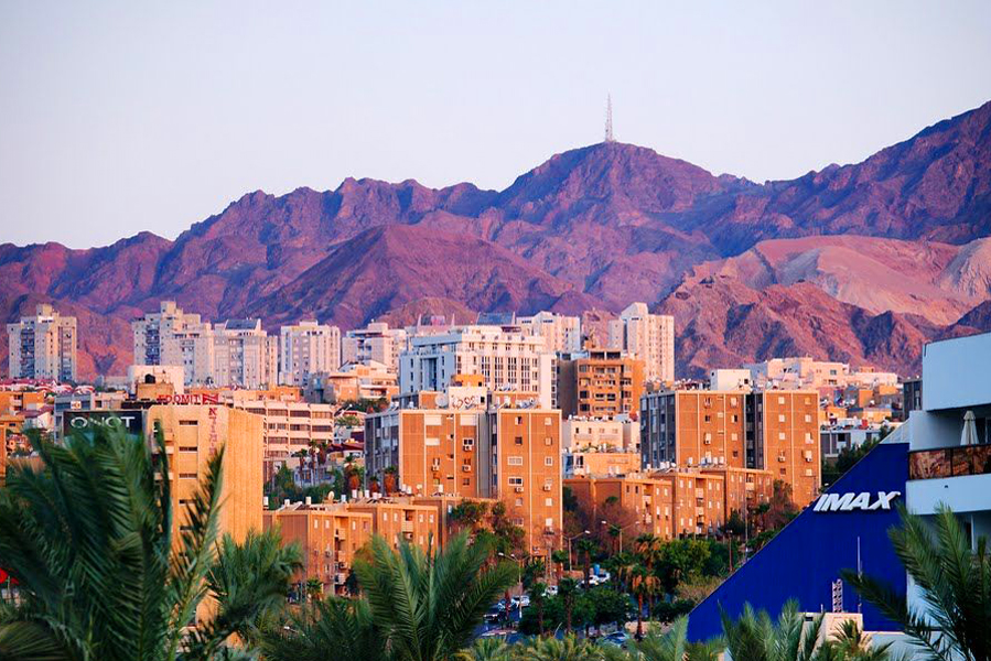 Transfers from Ben Gurion Airport to Eilat