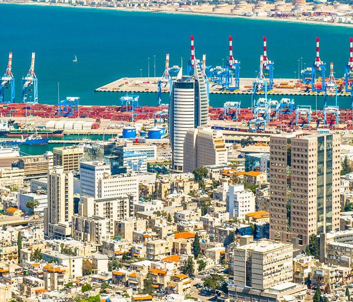 Transfer Ben Gurion Haifa