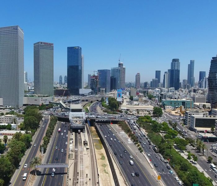 Transfers from Ben Gurion Airport to Tel Aviv