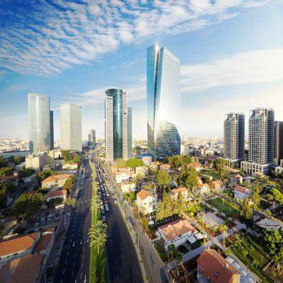 Transfer from Netanya to Tel Aviv