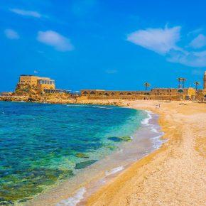 caesarea-beach