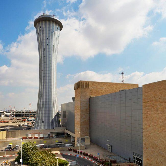 העברת VIP מנמל התעופה בן גוריון