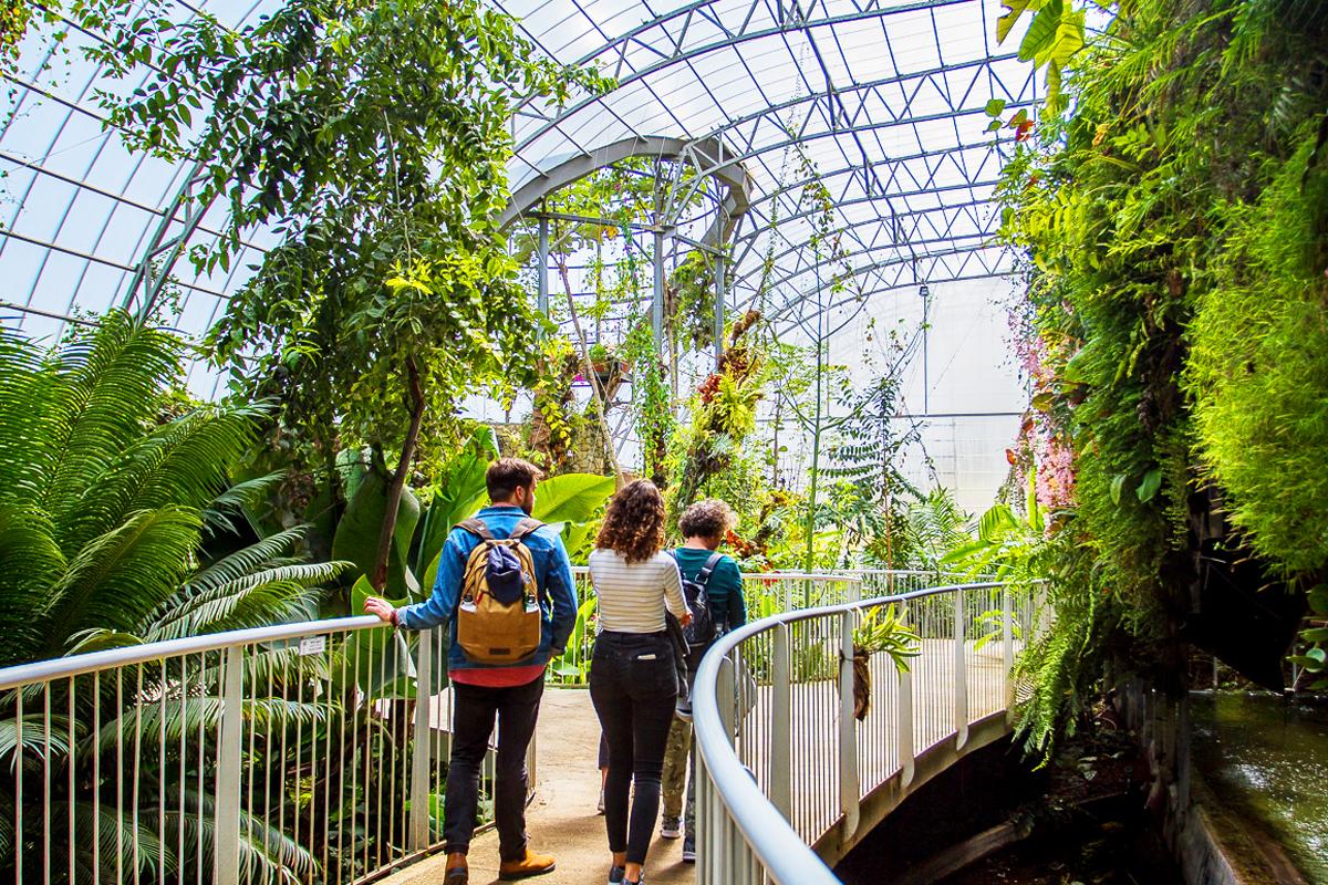 easter-in-the-botanical-garden