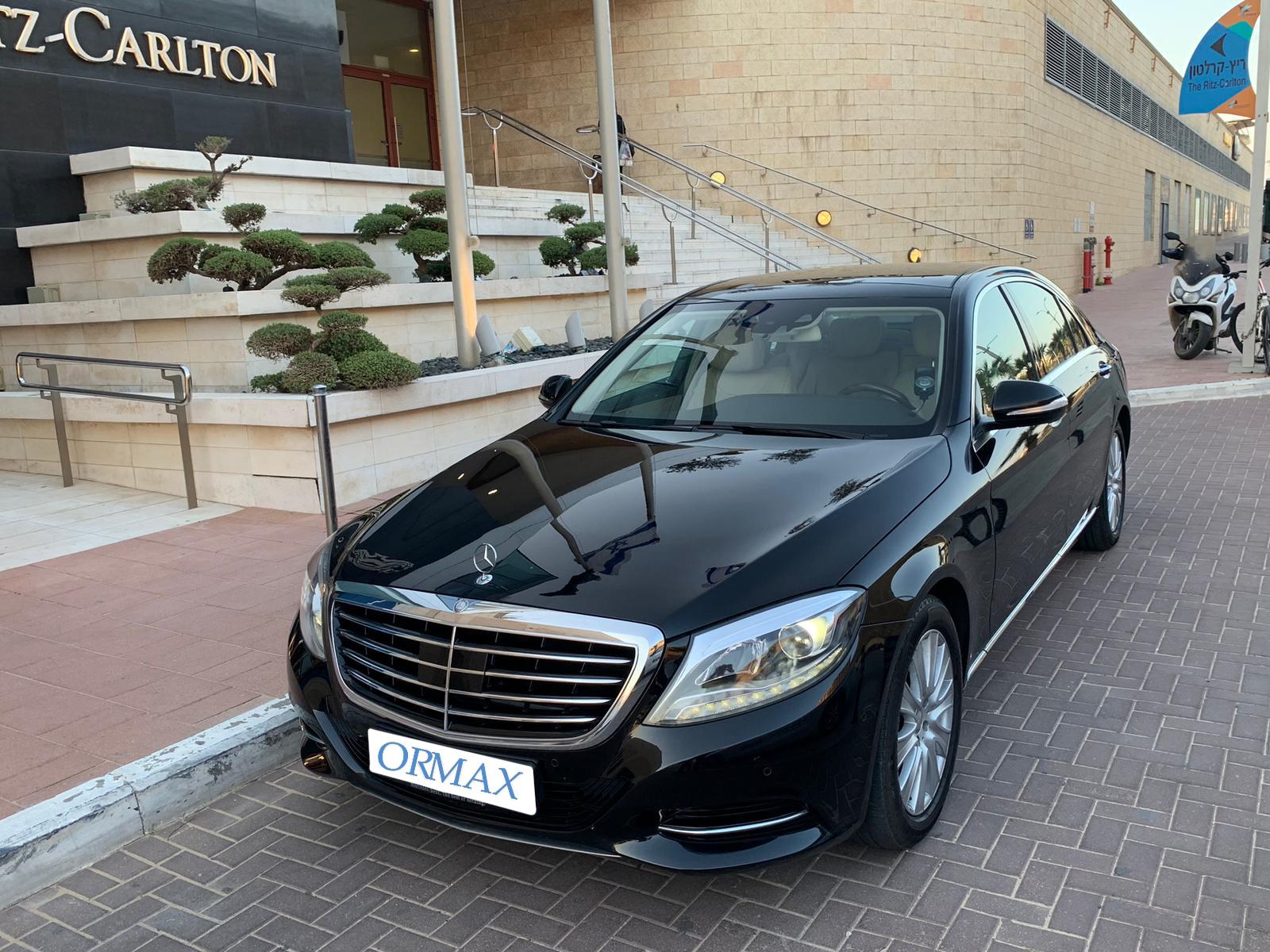 Премиум автомобиль Израиль