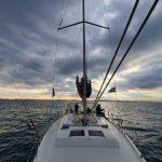 Yacht fishing in Israel