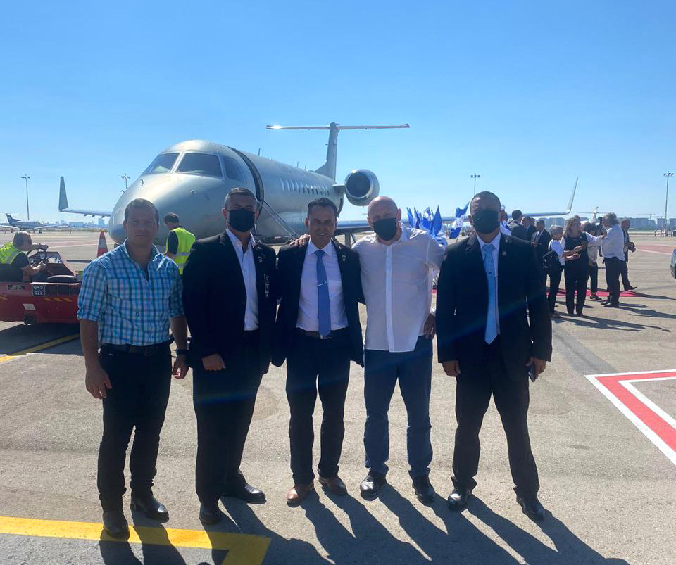 Аэропорт Тель Авив ВИП встреча