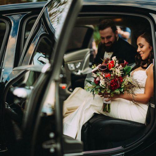 Car for a wedding Israel