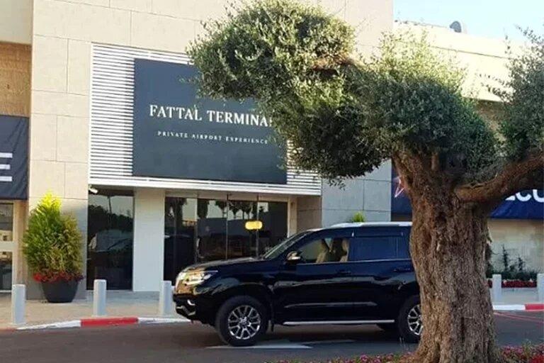 Фатал терминал в Израиле