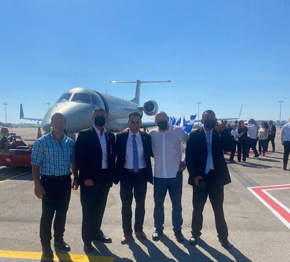 ВИП сервис аэропорт Бен Гурион
