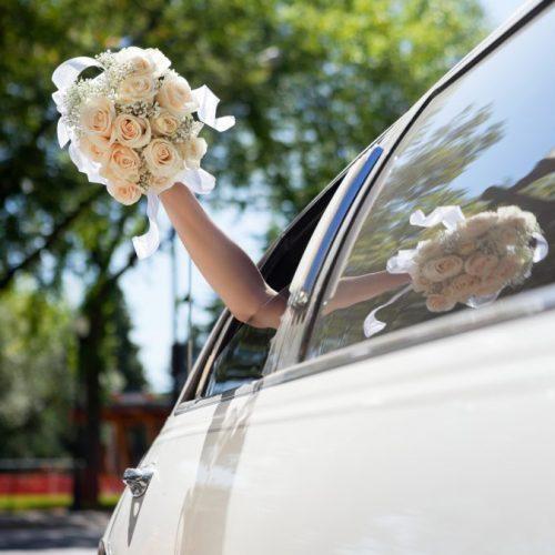 Wedding limousine Israel